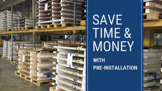 Pre-Installed Hardware: Save Time, Save Money