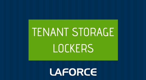 A Guide to Tenant Storage Lockers