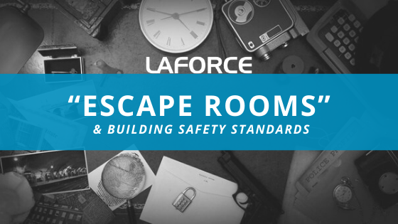 """Escape Rooms"" & Building Safety Standards"