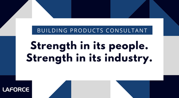Careers: Building Products Consultants