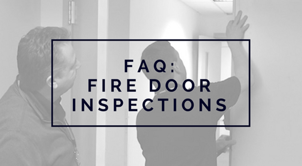 FAQ: Fire Door Inspections