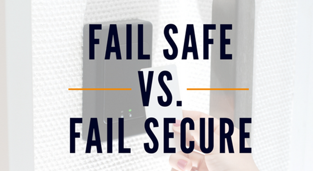 Fail safe vs fail secure