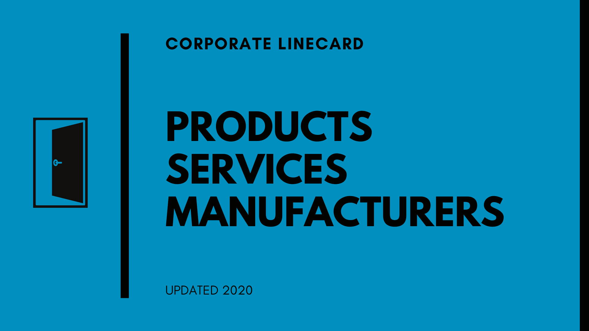 Linecard: Products, Services and Manufacturers
